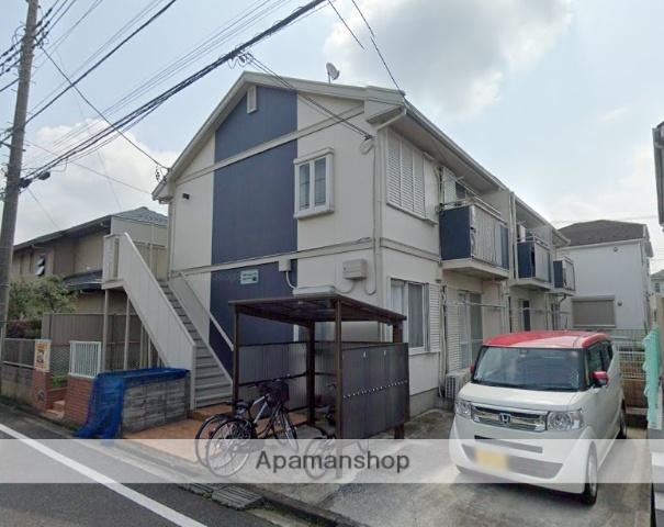 埼玉県所沢市、西所沢駅徒歩27分の築26年 2階建の賃貸アパート