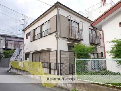 埼玉県所沢市、小手指駅徒歩6分の築36年 2階建の賃貸アパート