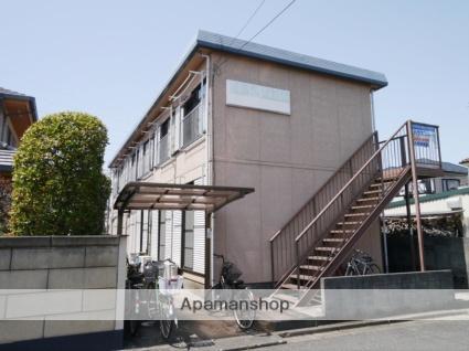 埼玉県所沢市、西所沢駅徒歩26分の築33年 2階建の賃貸アパート