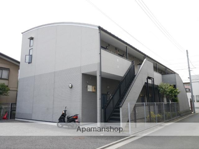 埼玉県所沢市、狭山ヶ丘駅徒歩10分の築14年 2階建の賃貸アパート