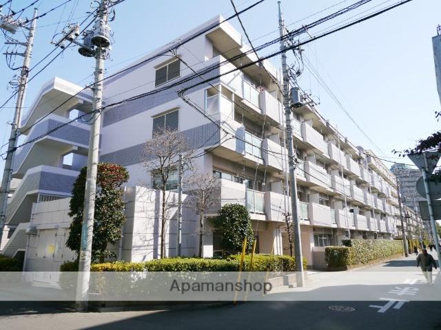 埼玉県所沢市、小手指駅徒歩2分の築21年 4階建の賃貸マンション