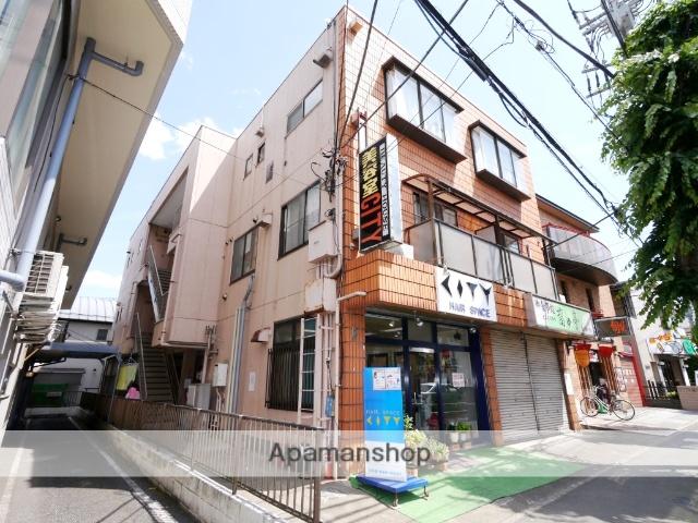 埼玉県所沢市、小手指駅徒歩5分の築34年 3階建の賃貸マンション