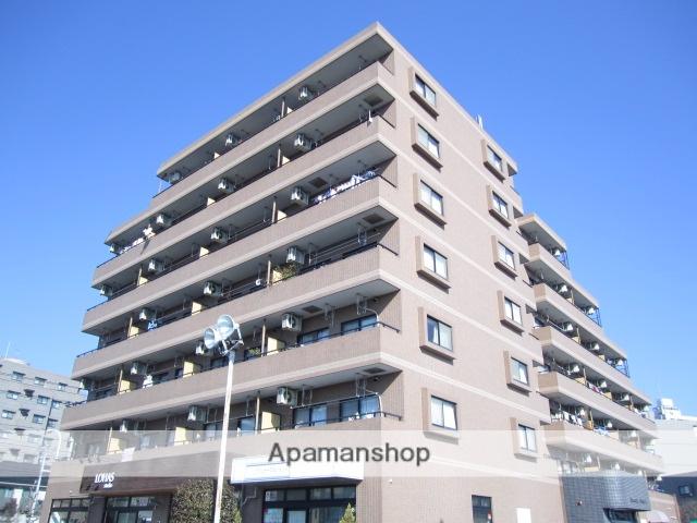 埼玉県所沢市、新秋津駅徒歩26分の築19年 7階建の賃貸マンション
