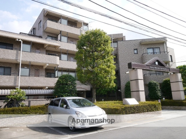 埼玉県所沢市、小手指駅徒歩11分の築25年 5階建の賃貸マンション
