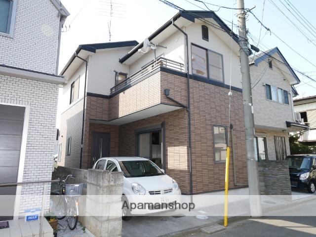 埼玉県所沢市、狭山ヶ丘駅徒歩8分の築14年 2階建の賃貸一戸建て