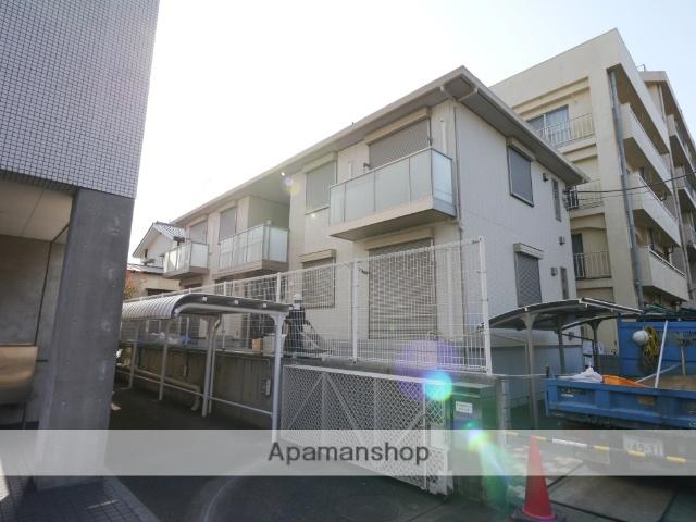 埼玉県所沢市、航空公園駅徒歩15分の築4年 2階建の賃貸アパート