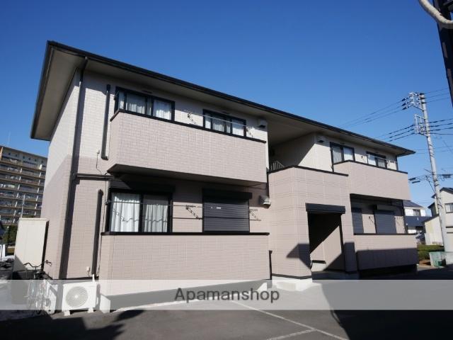 埼玉県所沢市、小手指駅徒歩25分の築13年 2階建の賃貸アパート