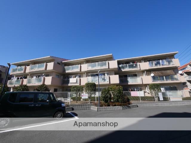 埼玉県所沢市、小手指駅徒歩6分の築34年 3階建の賃貸マンション