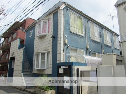 埼玉県所沢市、新所沢駅徒歩7分の築30年 2階建の賃貸アパート