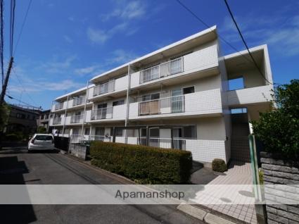 埼玉県入間市、小手指駅徒歩30分の築30年 3階建の賃貸マンション