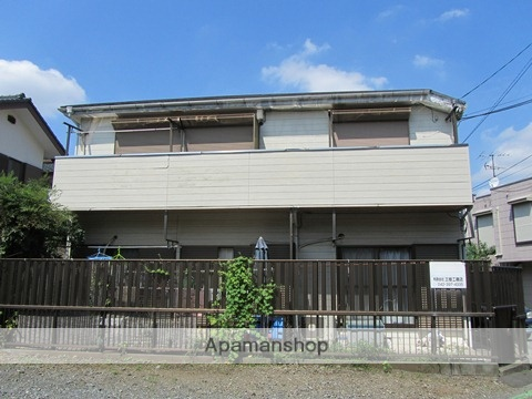 埼玉県所沢市、小手指駅徒歩7分の築37年 2階建の賃貸アパート
