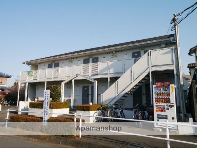 埼玉県所沢市、狭山ヶ丘駅徒歩7分の築22年 2階建の賃貸アパート