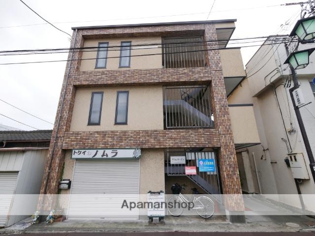 埼玉県所沢市、西所沢駅徒歩13分の築13年 3階建の賃貸アパート