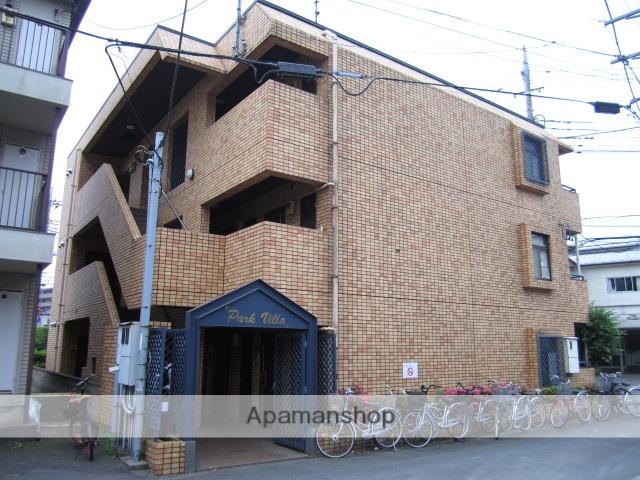 埼玉県所沢市、西所沢駅徒歩16分の築30年 3階建の賃貸マンション