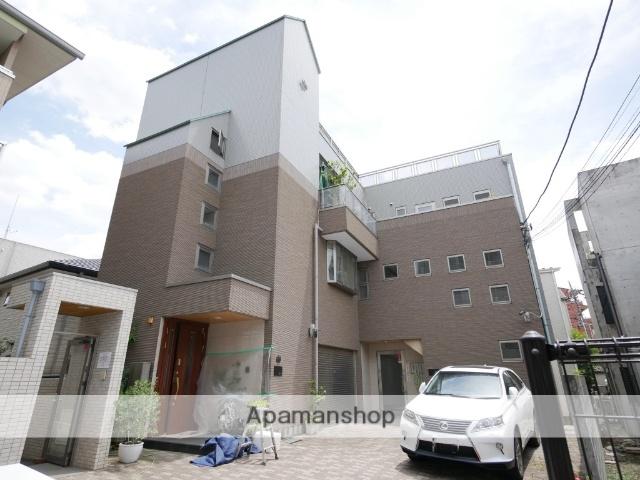 埼玉県所沢市、西所沢駅徒歩17分の築12年 3階建の賃貸マンション
