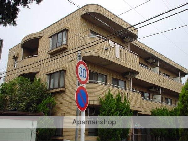 埼玉県所沢市、西所沢駅徒歩18分の築28年 3階建の賃貸マンション