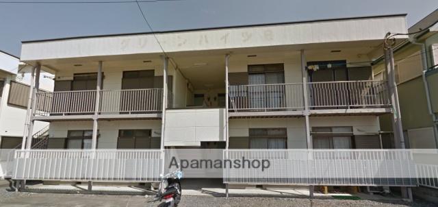 埼玉県所沢市、狭山ヶ丘駅徒歩20分の築24年 2階建の賃貸アパート