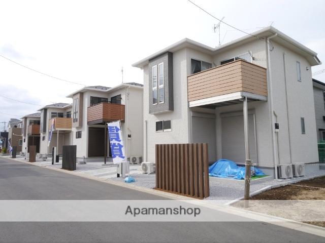 埼玉県所沢市、新所沢駅徒歩12分の新築 2階建の賃貸一戸建て