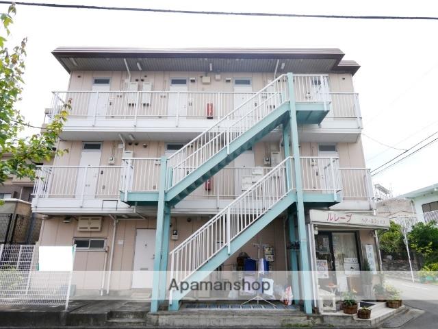 埼玉県所沢市、狭山ヶ丘駅徒歩3分の築25年 3階建の賃貸マンション