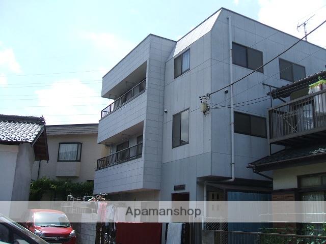 埼玉県所沢市、新所沢駅徒歩6分の築29年 3階建の賃貸マンション