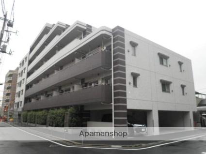 東京都足立区、西新井駅徒歩23分の築5年 6階建の賃貸マンション