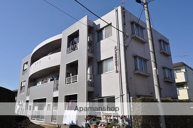埼玉県八潮市、八潮駅徒歩13分の築25年 3階建の賃貸マンション