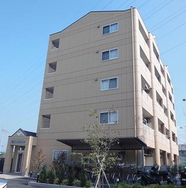 埼玉県八潮市、八潮駅徒歩6分の築7年 5階建の賃貸マンション