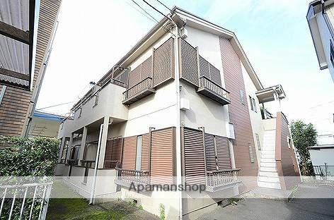 埼玉県三郷市、三郷駅徒歩9分の築28年 2階建の賃貸アパート