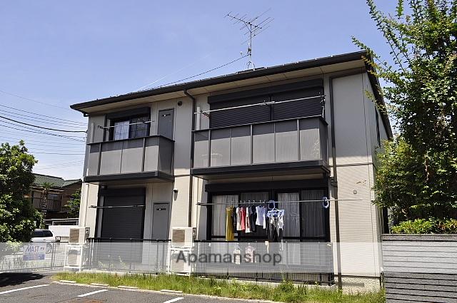 埼玉県八潮市、草加駅バス15分広瀬病院前下車後徒歩4分の築15年 2階建の賃貸アパート