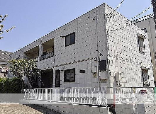 埼玉県八潮市、草加駅バス10分エイトアリーナ入口下車後徒歩4分の築27年 2階建の賃貸アパート