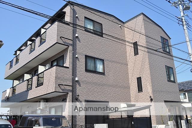 埼玉県八潮市、八潮駅徒歩9分の築8年 3階建の賃貸マンション