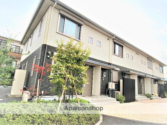 埼玉県八潮市、八潮駅徒歩26分の新築 2階建の賃貸アパート