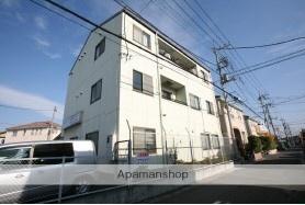埼玉県八潮市、八潮駅徒歩26分の築22年 3階建の賃貸マンション