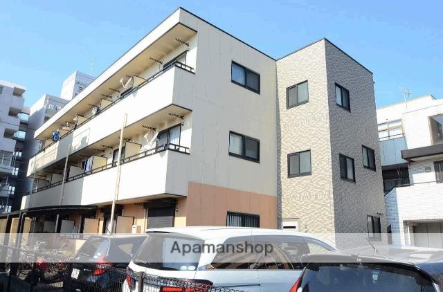 埼玉県三郷市、新三郷駅徒歩22分の築12年 3階建の賃貸マンション