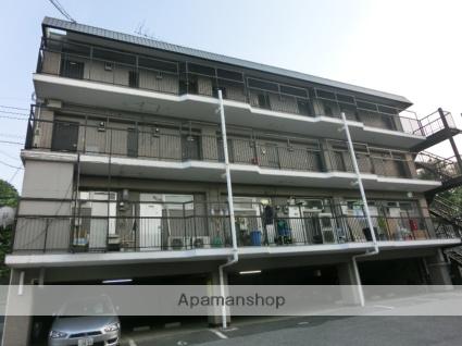 千葉県千葉市稲毛区、西千葉駅徒歩22分の築36年 3階建の賃貸マンション