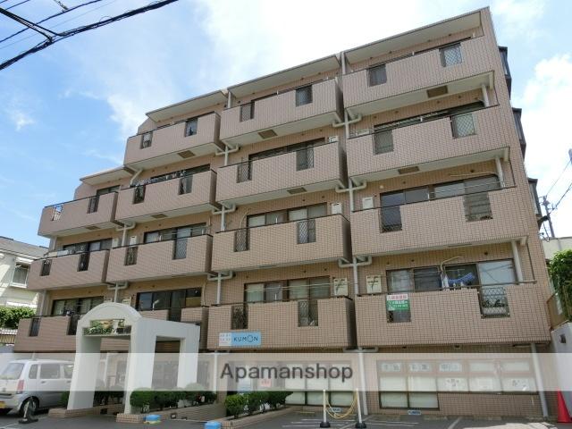 千葉県千葉市若葉区、都賀駅徒歩2分の築27年 5階建の賃貸マンション