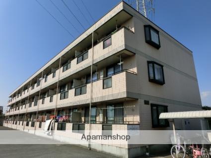 千葉県千葉市若葉区、都賀駅徒歩10分の築23年 3階建の賃貸マンション