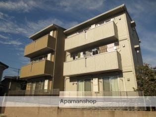千葉県千葉市稲毛区、天台駅徒歩11分の築6年 3階建の賃貸アパート