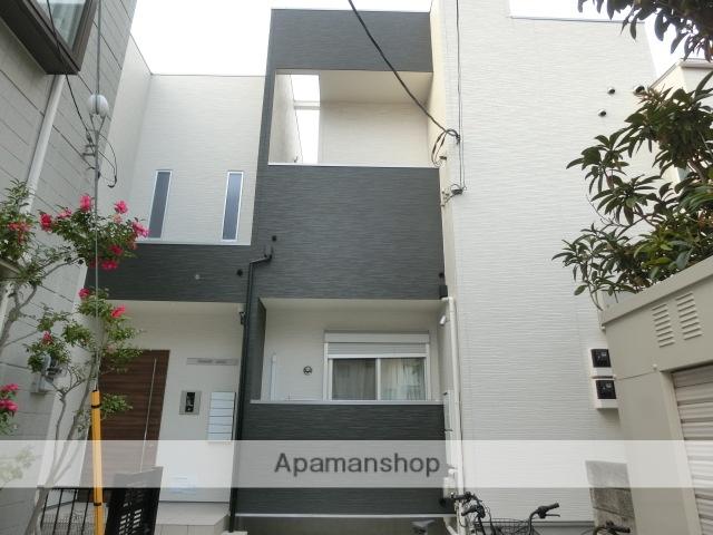千葉県千葉市中央区、東千葉駅徒歩10分の築1年 2階建の賃貸アパート