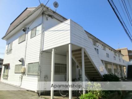 千葉県千葉市若葉区、都賀駅徒歩14分の築29年 2階建の賃貸アパート