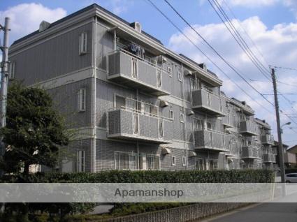 千葉県千葉市若葉区、みつわ台駅徒歩5分の築26年 3階建の賃貸アパート