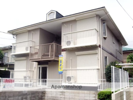千葉県千葉市若葉区、小倉台駅徒歩2分の築27年 2階建の賃貸アパート