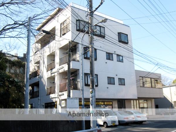 千葉県千葉市中央区、千葉駅バス7分大和橋下車後徒歩7分の築28年 4階建の賃貸マンション