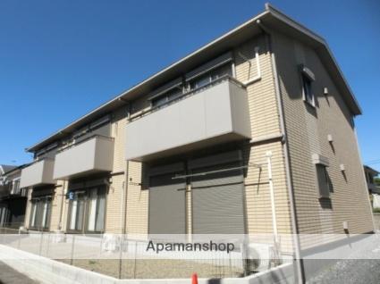 千葉県千葉市中央区、千葉駅バス13分東インター下車後徒歩5分の築3年 2階建の賃貸アパート