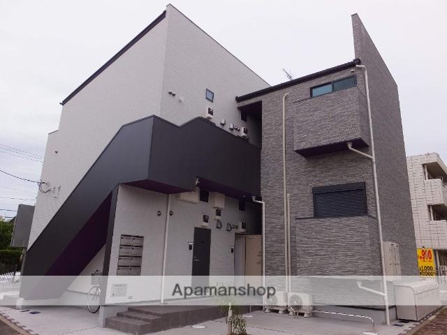 千葉県千葉市若葉区、小倉台駅徒歩14分の築2年 2階建の賃貸アパート