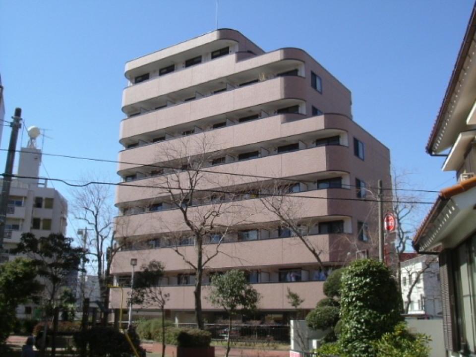 千葉県千葉市中央区、千葉駅徒歩6分の築12年 7階建の賃貸マンション