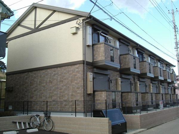 千葉県四街道市、四街道駅徒歩11分の築11年 2階建の賃貸アパート