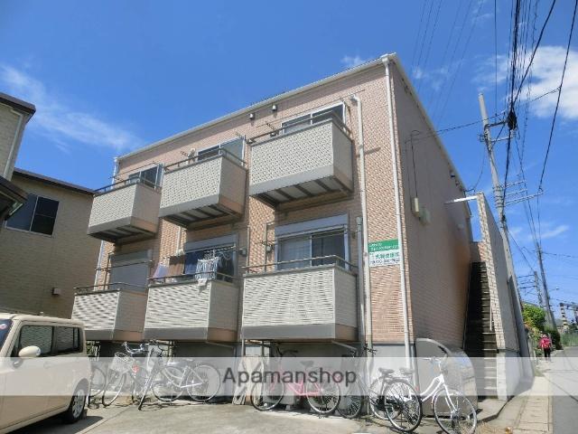 千葉県千葉市若葉区、都賀駅徒歩5分の築6年 2階建の賃貸アパート