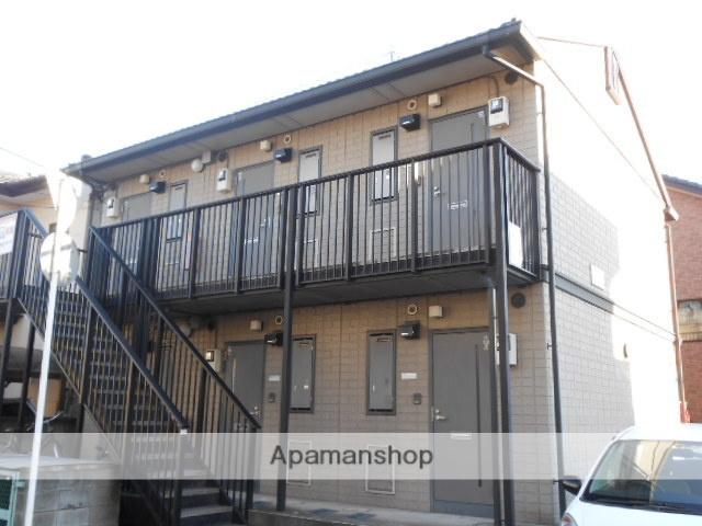 千葉県千葉市中央区、千葉駅バス13分旭町下車後徒歩2分の築17年 2階建の賃貸アパート