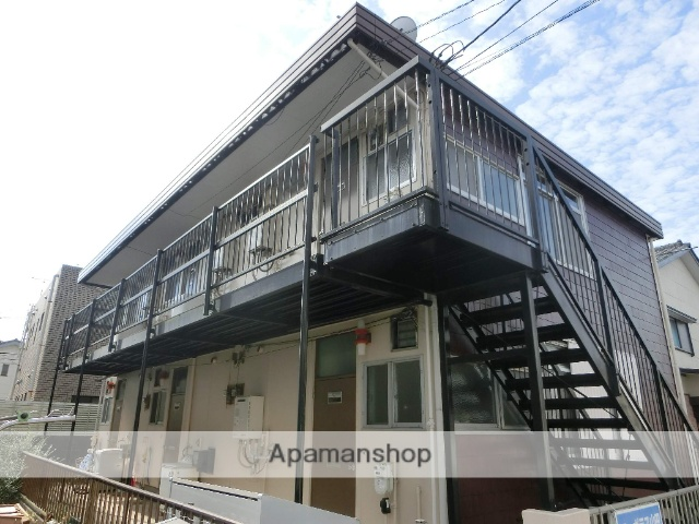 千葉県千葉市若葉区、みつわ台駅徒歩19分の築36年 2階建の賃貸アパート